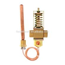 actuated temperature valve Temperature controlled water valve