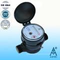 MID Certificated Single Jet Dry Type Water Meter