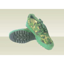 06 Armed police low waist camouflage training shoes