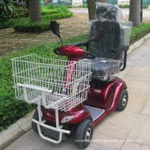 Mini carro de compras aprobado por CE Scooter eléctrico (Dl24500-3S)