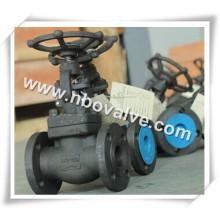 Válvula de porta de aço forjado de RF (G47H)