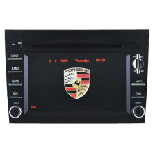 Car Audio for Porsche Cayman (2005-2008) Car DVD Player with DVD-T Tmc iPod