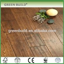 Suelo de madera con diseño de roble Handscraped