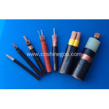 Fluoroplastics Control Cable made in china