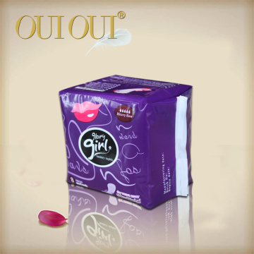 healthy sanitary napkins with negative ions