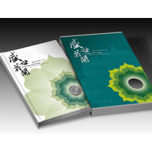 Personalizar revista, folleto, catálogo, impresión de libros