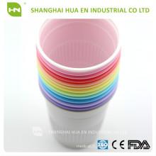 Белые пластиковые 5oz стоматологические одноразовые чашки