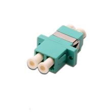 Special for Adapter LC Duplex LC PC DX OM3 Adapter supply to India Manufacturer