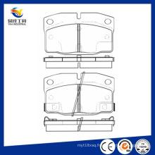 Hot Sale Haute qualité usine de coussinets de freins en Chine 96101972