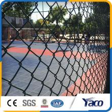 Trade Assurance 5 mm de diámetro de alambre 50 mm de orificio tamaño Cyclone Chain link fence