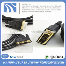 DVI-D Cable 10FT Male to Male