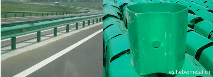 Highway-Guardrail-Fencing-for-Road-Safety