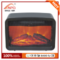 APG 2017 220V Electric Fireplace
