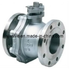 with Ce 2PC Flanged Ball Valve (valvula)
