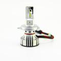6000 lumen 9V 32V H13 F2 Alto bajo brillante blanco Beam Car LED Faros con CR CSP fábrica al por mayor