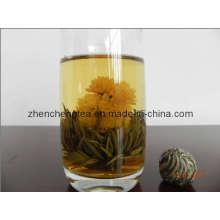 Цветущие чай цветочный (Цзинь Хуа Ню Fang)