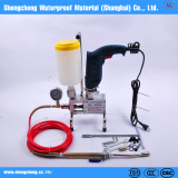 high pressure pouring pump for waterproof project SL-605 with SL Drill