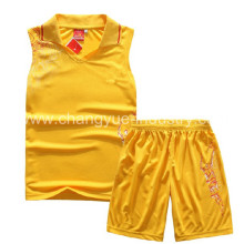 highest design good style basketball wear for summer training