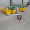 Machines à grande vitesse de barrière de maillon de fil