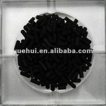 3.0 угольных мм щелочных пропитанный активированный уголь