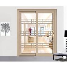 Bonnes portes coulissantes à panneau unique de style français insonorisées pour la salle d'étude