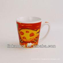 Tasse en céramique de 10 oz / haute qualité / belle