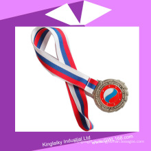 Медаль выдвиженческого подарка с Landyards (М-0001)
