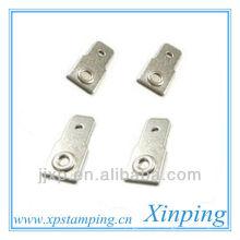 Blatt Kundenspezifische galvanisierte Stahl Stanzteile