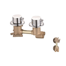shower brass mixer faucet with low price