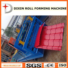 Glazed Tile (parelmo) Roofing Forming Machine