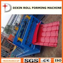 Máquina formadora de tejas esmaltadas (parelmo)