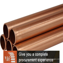 C13001 copper tubes for industrial applications