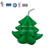 Bolo de Natal Decorativa Vela