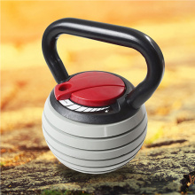Strength Fitness Building Adjustable Kettlebell