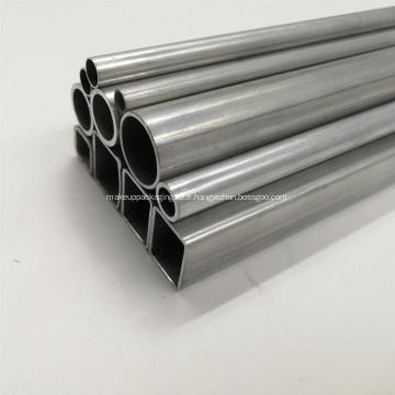 Tubes ronds en aluminium lisse
