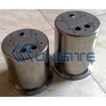Peça de estampagem metálica de precisão com alta qualidade (USD-2-M-218)