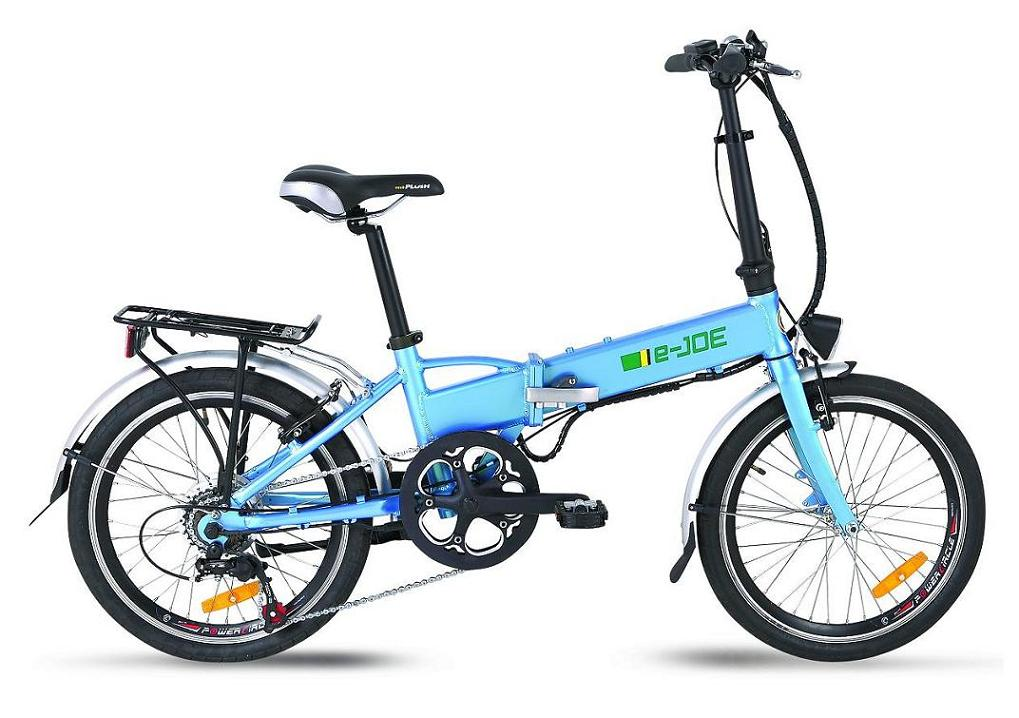 High-Speed-Elektro-Bike
