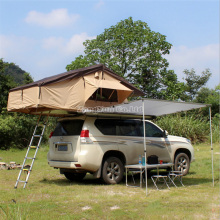 High Quality Luxury Aluminum Alloy Car Top Tent with Sunshade