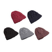 Fashion Knitted Beanie Hat Wholesale
