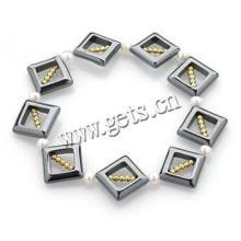 Gets.com hematite bracelet base