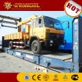 Grúa montada SQ10SK3Q del camión telescópico del auge de 10 toneladas