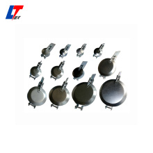 5'' stainless steel polished raincap RC500P