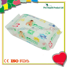 Baby Daily Facial Cleaning Wet Wipe Tissue