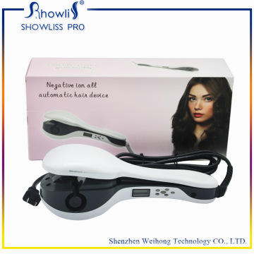 Curling-Roller-Styling Steam Spray Cheveux Curling Iron