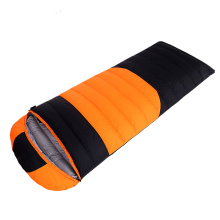 Outdoor camping envelope sleeping bag army lightweight sleeping bag