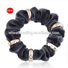 Großhandel billig Haar Seil geflochtene elastische Haarbänder