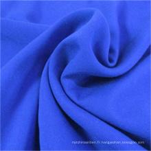 Tissu spandex en fibre synthétique pour vêtements de printemps / été