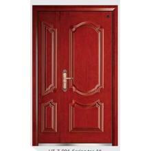 Nuevas puertas blindadas de seguridad de madera