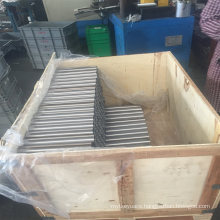 Welded Stainless Steel Pipes JIS G4312 Suh409L Usage for Auto Exhaust Catalytic Convertor Production
