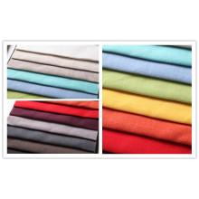 Linho tecido de sofá de algodão (BS6024)